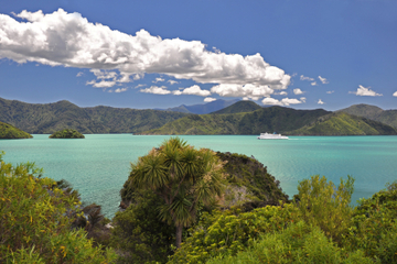 Balsa InterIslander - de Wellington a Picton