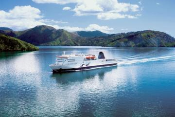 InterIslander Ferry - Picton to...