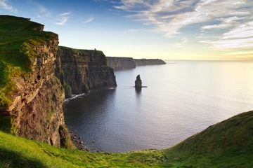 4-tägige Bahntour Cork, Ring of Kerry, Dingle, Cliffs of Moher und Galway Bay