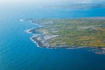 Aran Islands Scenic Flight and Galway Tour from Dublin
