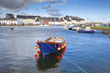 Excursion en train à destination du Connemara et de la baie de...