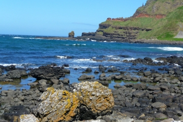 Nordirland, inklusive Giant's Causeway togtur fra Dublin