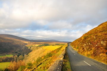 Togtur fra Dublin til Wicklow Mountains, Avoca og Glendalough