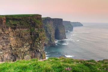 Tre dage med tog til Cork, Blarney Castle, Ring of Kerry og Cliffs of...