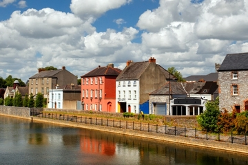 Viaje de 3 días en tren a Cork, el castillo de Blarney, el Anillo de...
