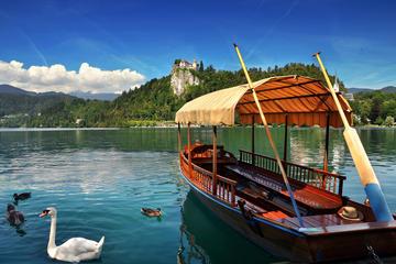 Besichtigungstour in Bled ab...