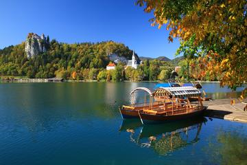 Lake Bled, Radovljica and Traditional...