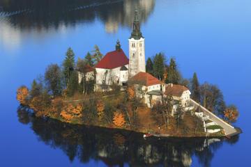 Tour di Bled e valle di Bohinj da Lubiana