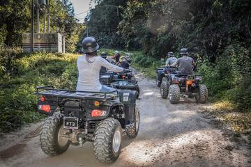 Quad Biking Tour in Kiulu