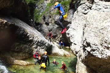 Canyoning-Abenteuer im Salzkammergut ab Salzburg