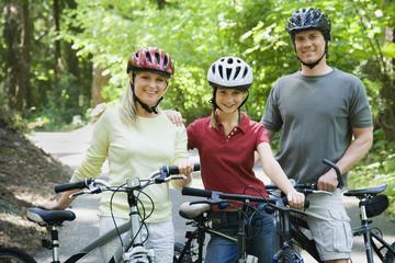 Excursión en bicicleta de descenso de Blue Mountain con transporte...
