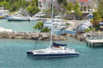 Crucero en catamarán en Negril...
