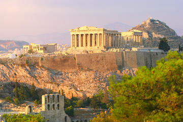 Private Half-Day Athens Highlights...