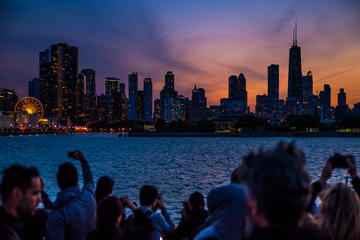 Chicago by Night Cruise