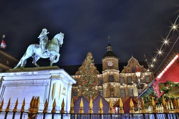 Crucero con cena de Navidad por el Rin en Dusseldorf