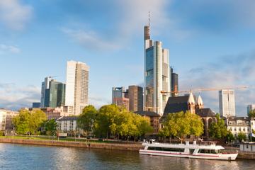 Crucero turístico por Frankfurt
