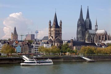 Köln: Besichtigungs-Bootsfahrt