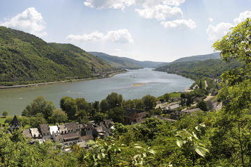 KD Rhine Pass - Percorso nostalgico - Crociera sul Reno da Coblenza a