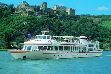 Rheinrundfahrt von Koblenz nach St. Goare: Loreleyfelsen, Festung...
