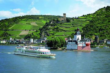 Rhine River 20 Castles Boat Tour Pass