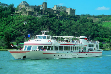 Rhine River Cruise from Koblenz to St Goare