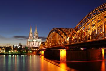 Riviercruise met diner op de Rijn in Keulen