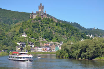 Two Rivers: Moselle and Rhine River Sightseeing Cruise from Koblenz