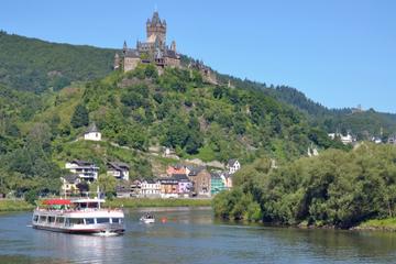 Zwei Flüsse: Mosel und Rhein Besichtigungs-Bootsfahrt von Koblenz