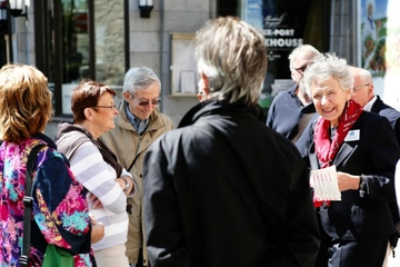 Excursion en bord de mer à Montréal: balade dans le Vieux Montréal