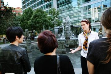 Montréal Downtown and Underground City Private Walking Tour