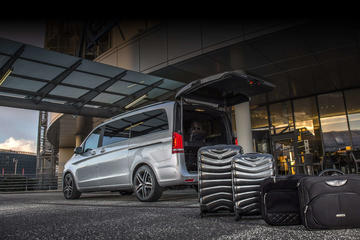 Private airport - city transfer...
