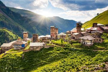 Private tour to Mestia - Ushguli...