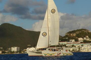 Dîner-croisière dans les Caraïbes sur le Tango