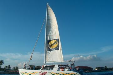 Dagtrip naar Anguilla vanuit Sint-Maarten: zeilen op een catamaran en ...