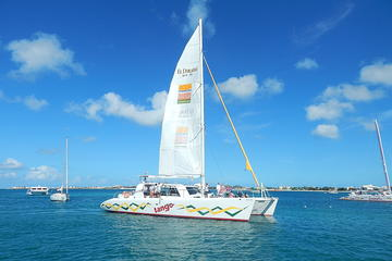 Half Day Champagne Sail in St Maarten