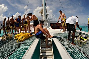 Viagem diurna para Anguila saindo de St Maarten, incluindo almoço