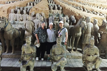 Customizable Xi'an Highlights Private Day Tour