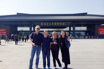 Half Day Small Group Tour of Xi'an Terracotta Warriors Discovery