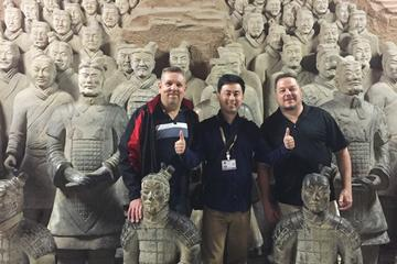Xi'an Highlights Small Group Tour of Terracotta Warriors and City Wall