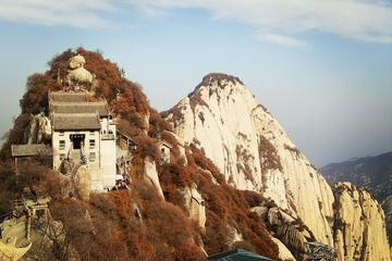 Xi'an Private Day Tour of Mountain Huashan
