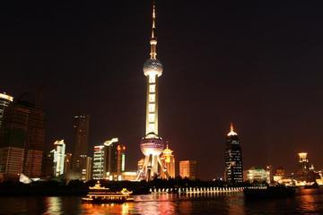 Zhujiajiao Water Town Tour Plus Huangpu River Night Cruise