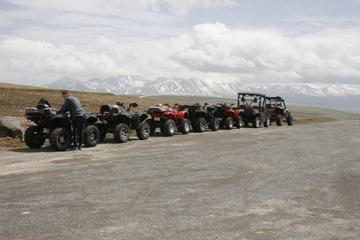 Quad Bike ATV Tour from Tbilisi