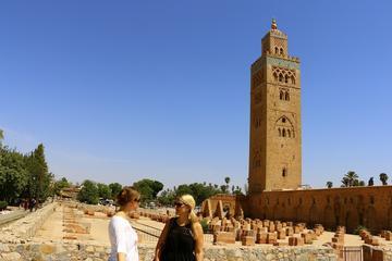 Marrakesch - privater Tagesausflug ab...