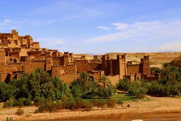 Privater Tagesausflug nach Ait Ben Haddou und Ouarzazate ab Marrakesch