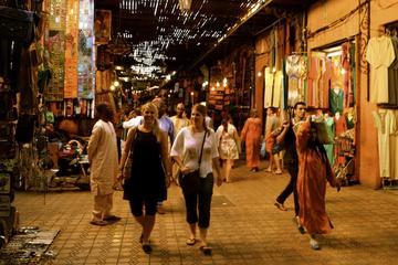 Tour privato per piccoli gruppi: tour a piedi di Marrakech