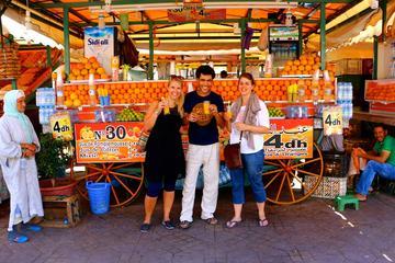 Visite privée en petit groupe: découverte de Marrakech