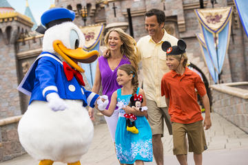 3-Tage-Disneyland Resort-Ticket