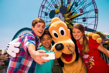 Biglietto valido 3 giorni per Disneyland Resort