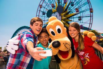 Entrada de 3 días para Disneyland Resort