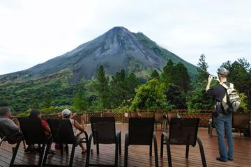 Afternoon Tour to Arenal Observatory Lodge and Natural Hot Springs...